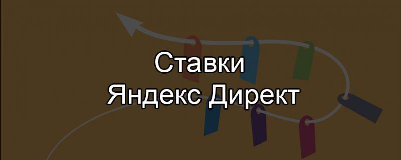 Ставки в Яндекс Директ – особенности и принцип работы